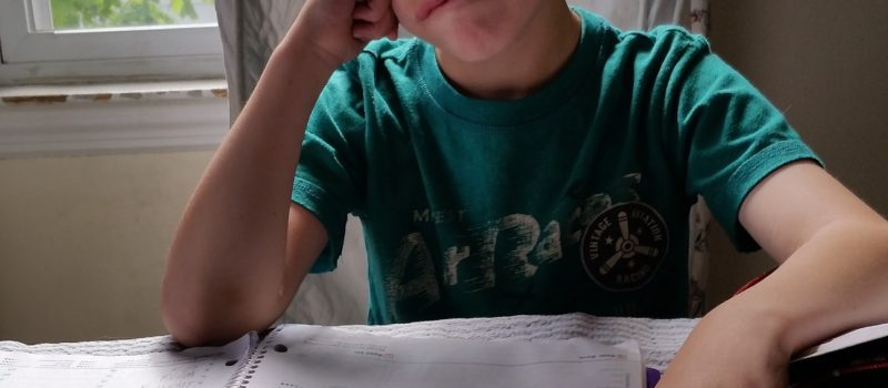 The Reason Your Child Is Working Too Hard To Learn